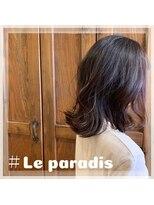 ルパラディ(leparadis)【3Dミディウルフ】