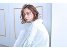 ヘアーメイク ブランニュー 東生駒店(hair make Brand new)の雰囲気(インナーカラー/ヘアアレンジした時もお洒落を楽しめます◎)