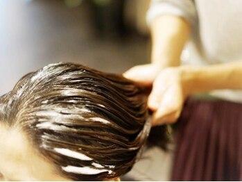 ミュープールマシェル(MIEUX POUR MA CHERE)の写真/MIEUXのカラーは発色・色持ちが良いのはもちろん、独自のヘッドケアシステムで髪質改善まで叶えてくれる♪