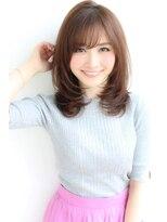 アリスバイアフロート(ALICe by afloat)大人ひし形セミディ(とろみギブソンタックワンカールモード