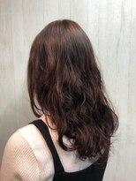 アルファ ヘアー デザイン(alpha hair design)ピンクベージュ