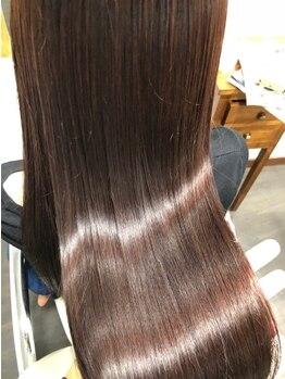 モガ(moga)の写真/【髪質改善】30代大人女性に美しい髪を―。お客様のお悩みに合わせた施術で今までとは違った質感を実感◎