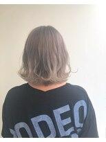 ヘアメイク オブジェ(hair make objet)ハイトーングレージュ