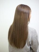 【透明感×やわらかさ】美髪チャージ(髪質改善ヘアエステ)のこだわり