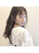 ルファン(lufun)【lufun 森下】外国人地毛風暗髪カラー