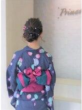 プリマベーラ(Primavera)浴衣ヘアセット・浴衣着付け 18