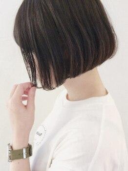 """アミル(AMIL)の写真/【ダメージをしっかりケア♪】5step Trでしっとり艶やかに―。今より""""強く美しい髪""""へ導きます♪"""