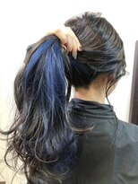 コレット ヘアー 大通(Colette hair)☆鬼滅カラー☆