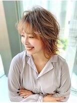 ウノプリール 西梅田ハービスプラザ店(uno pulir)【KEN YODA】スウィングボブ