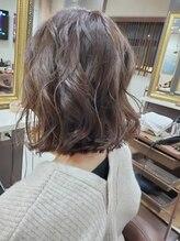 デザイナーズヘアー ラグジス(Designers hair LUXIS)~【LUXIS海老名】~切りっぱなしカール☆