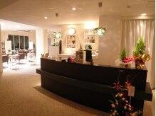 プーパプーパ(PUPA PUPA)の雰囲気(フロントでは、笑顔のスタッフがお客様をお出迎えいたします♪)