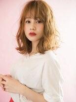 キープへアデザイン(keep hair design)【keep 松下】ガールズパワータンバルモリ