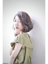 アヴァンス 深井店(AVANCE.)大人可愛いボブ