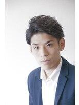 ステア メゾン(stir maison)男の色気ツーブロック☆SHO