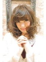 【miel hair bijoux】スイート☆フィルカール♪