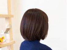 クリエイティブスペース シュシュ(creative space chouchou)の雰囲気(明るく染まる、ノンアルカリ、オーガニックなどの白髪染めも充実)