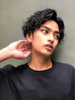 LallYou 錦糸町【オープン記念】メンズ黒髪パーマ