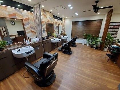 hair salon sakoda R35 【ヘアーサロン サコダ R35】