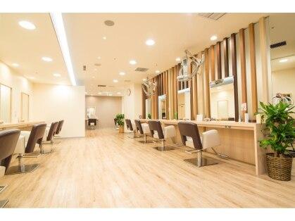 ジュネス美容室 東急プラザ蒲田店の写真