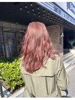 ブロック ジャポン(bloc japon) pink beige