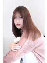 ヘアメイク シュシュ(Hair make chou chou)大人可愛いイメチェン前髪くびれイヤリングカラー奈良大和八木