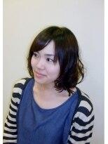 ファルコヘア 立川店(FALCO hair)ニュアンスカールボブ
