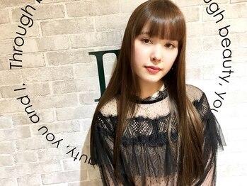 アイユー(IU)の写真/髪質に合わせてなりたい髪質になれる新提案!!新登場【コタプレミーク】トリートメントでうるツヤ髪に♪
