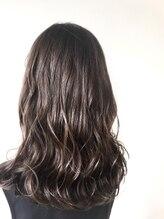 ヘアサロン レア(hair salon lea)【LEA赤羽、山本】ヴェールウェーブ チャコールアッシュ