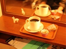 ケイト(Kate)の雰囲気(パーマやカラーの放置時間にはお茶を飲みながら寛いでください。)