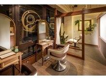 フォー バイ グランデ(for...by grande)の雰囲気(リゾートをコンセプトに、ゆったり癒やしの空間が広がっています)