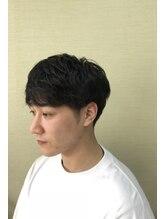 大阪チャンピオンの店 ヘアサロンスタイル(Hair Salon Style)ナチュラルパーマ