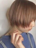 スティル ヘアアンドアイラッシュ(STILL hair&eyelash)【STILLが叶える・・】オレンジベージュ