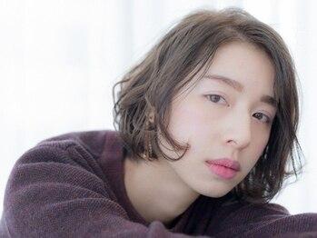 ハマユミバ(HAMAYUMIBA beauty salon)の写真/理想のスタイルをご自宅でも簡単にスタイリングできる【再現性】にこだわったカット―。