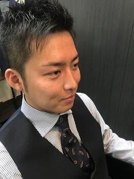 ジョイ ボックス 新大阪店(JOY BOX)の写真/[平日営業時間]木◆16~21時迄/火水金◆13~16時のみCLOSE。仕事とプライベートで緩急を出せるStyleを提案!