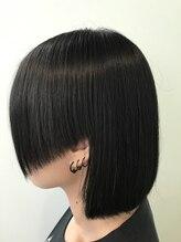 ナチュラル ヘア レイナ(Natural Hair REINA)モード系 ボブ