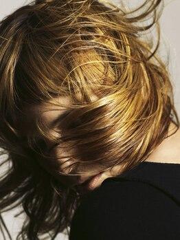 """アイフィール アヴェダ 瑞江店(i feel AVEDA)の写真/【ナチュラルに馴染むオシャレ感】""""キレイな発色×ダメージレスな質感""""で旬髪を叶える、AVEDAカラーを体感"""