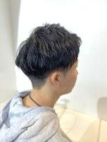 オーケークラブ アネックス(OKクラブ ANNEX)【 MIYU 】就活向けアップバングショート
