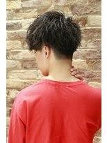リップスヘアー 銀座(LIPPS hair)トレンドが詰まった フラグスマッシュ