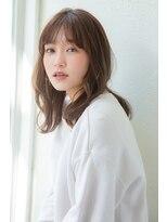 アンアミ オモテサンドウ(Un ami omotesando)【Unami】 2019春 柔らかミディアム 島田梨沙