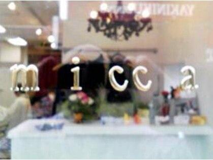 ミッカ(micca)の写真