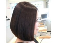 モンサロンドゥコワフール 私の美容室(MON SALON DE COIFFURE)の雰囲気(大人気のシルク縮毛矯正♪ワンランクアップの美髪に・・)