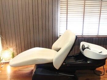 ローズヒップ(ROSE HIP)の写真/《ヘッドスパ専用個室あり》上質ヘッドスパを、癒しの空間で至福の時間をあなたにお届けします!!