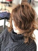 アース 石巻店(HAIR&MAKE EARTH)クールウェービー