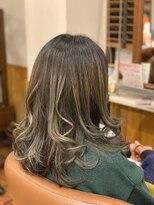 テトラ ヘアー(TETRA hair)コントラストハイライト