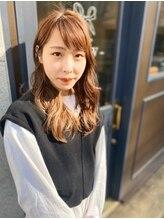 ヘアーアンジェ グロウ 武蔵小杉店(Hair ange grow)クボ レイカ