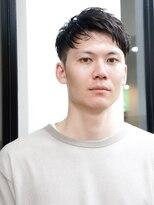 ベンケイ(HAIR AVENUE benkei)【アレンジで自由自在!】ビジカジ2ブロハーフアップバング