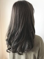 フレイムスヘアデザイン(FRAMES hair design)オーシャングレージュ×アンニュイセミロング