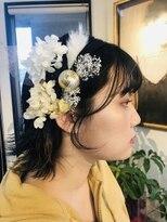 コレットヘア(Colette hair)外ハネボブのアレンジセット