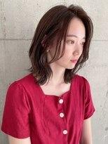アール ヘアー デザイン(r hair design)【r hair design】OLさん◎外ハネくびれヘア♪