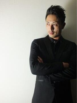 逡巡ノ夢(シュンジュンノユメ)#ビジネス#オールバック#イメチェン#ネープレス#無造作